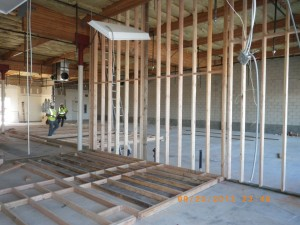 World's Gym in Victorville CA - COnstruction by CONCO COnstruction Co.